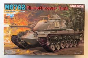 DRAGON 1/35 3584 M67A2 FLAMETHROWER TANK