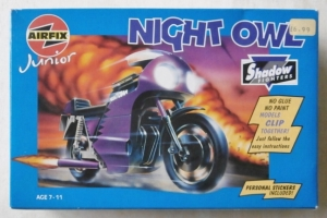 AIRFIX  04900 JUNIOR NIGHT OWL