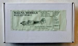 MAGNA 1/72 1772 MILES MASTER Mk.II