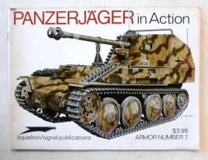SQUADRON/SIGNAL ARMOR IN ACTION  2007. PANZERJAGER