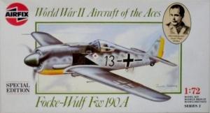AIRFIX 1/72 02085 FOCKE-WULF Fw 190A SPECIAL EDITION