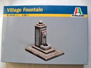 ITALERI 1/35 6410 VILLAGE FOUNTAIN