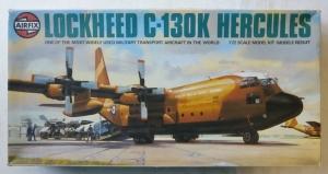 AIRFIX 1/72 09001 LOCKHEED C-130K HERCULES WITH BLOODHOUND