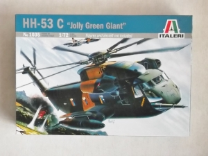 ITALERI 1/72 1035 HH-53C JOLLY GREEN GIANT