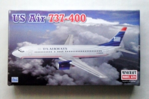 MINICRAFT 1/144 14640 US AIR 737-400