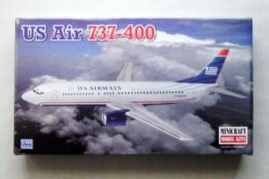 MINICRAFT 1/144 14640 US AIR 737-400