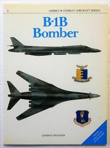 OSPREY  8. B-1B BOMBER