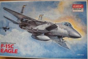 ACADEMY 1/48 1685 McDONNELL DOUGLAS F-15C EAGLE