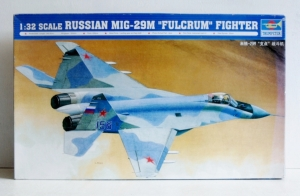 TRUMPETER 1/32 02238 RUSSIAN MiG-29M FULCRUM  UK SALE ONLY