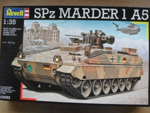 REVELL 1/35 03092 SPz MARDER 1 A5