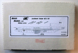 WELSH MODELS 1/144 PJW37 LOCKHEED TRISTAR KC.1/K1