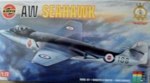 AIRFIX 1/72 02097 AW SEAHAWK