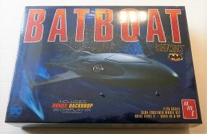 AMT 1/25 1025 BATMAN BATBOAT
