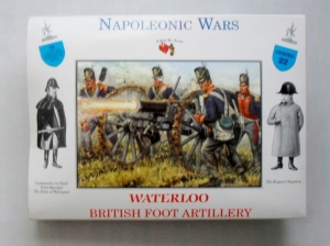 CALL TO ARMS 1/32 22 BRITISH FOOT ARTILLERY