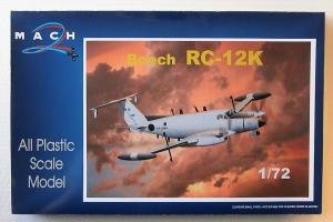 MACH 1/72 049 BEECH RC-12/K