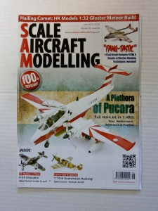 SCALE AIRCRAFT MODELLING  SAM VOLUME 36 ISSUE 04