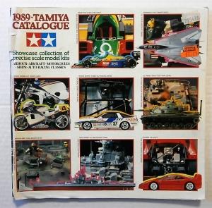 TAMIYA  TAMIYA 1989
