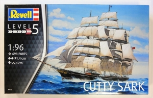 REVELL 1/96 05422 CUTTY SARK  UK SALE ONLY