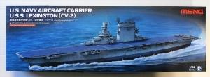 MENG 1/700 PS-002 US NAVY AIRCRAFT CARRIER USS LEXINGTON  CV-2