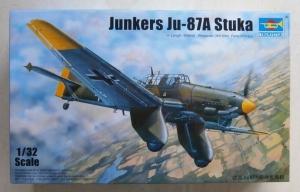 TRUMPETER 1/32 03213 JUNKERS Ju 87A STUKA