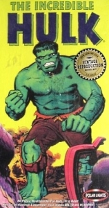 POLAR LIGHTS OTHER SCALE 4101 INCREDIBLE HULK
