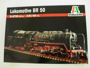ITALERI 1/87 8702 LOKOMOTIVE BR 50