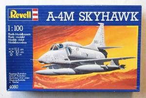 REVELL 1/100 4080 A-4M SKYHAWK