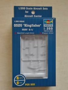 TRUMPETER 1/350 06249 OS2U KINGFISHER