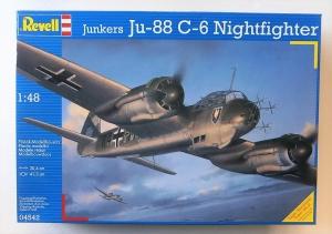 REVELL 1/48 04542 JUNKERS Ju 88 C-6 NIGHTFIGHTER