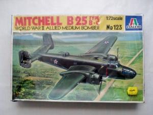 ITALERI 1/72 123 B-25B/C MITCHELL