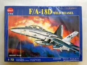 KITECH 1/72 348 F/A-18D WILD WEASEL