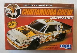 MPC 1/25 1301 DAVID PEARSONS CHATTANOOGA CREW