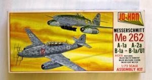 JOHAN 1/72 A-104 MESSERSCHMITT Me 262
