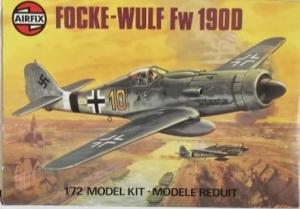 AIRFIX 1/72 61064 FOCKE-WULF Fw 190D