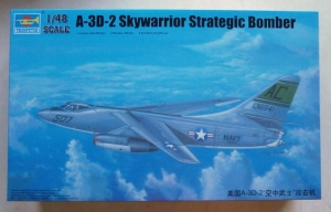 TRUMPETER 1/48 02868 A-3D-2 SKYWARRIOR STRATEGIC BOMBER