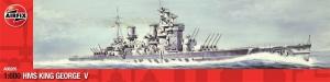 AIRFIX 1/600 06205 HMS KING GEORGE V