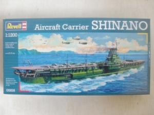 REVELL 1/1200 05816 SHINANO