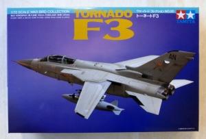 TAMIYA 1/72 60720 TORNADO F3