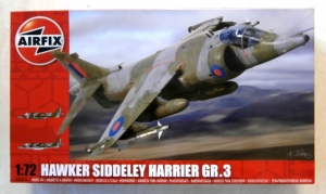 AIRFIX 1/72 04055 HAWKER SIDDELEY HARRIER GR.3