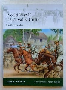 OSPREY ELITE  175. WORLD WAR II US CAVALRY UNITS