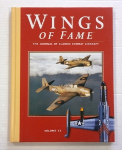 CHEAP BOOKS  ZB782 WINGS OF FAME VOLUME 13