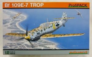 EDUARD 1/32 3004 MESSERSCHMITT Bf 109E-7 TROPICAL