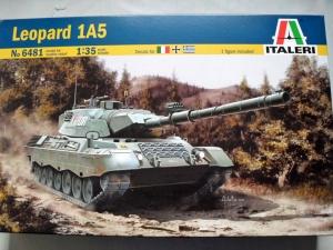 ITALERI 1/35 6481 LEOPARD 1A5