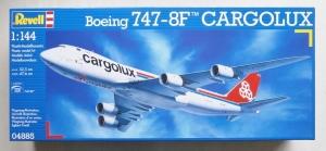 REVELL 1/144 04885 BOEING 747-8F CARGOLUX