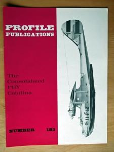 PROFILES AIRCRAFT PROFILES 183. CONSOLIDATED PBY CATALINA