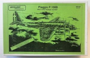 AIRMODEL 1/72 403 PIAGGIO P.108B