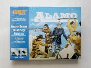 IMEX 1/72 509 ALAMO DEFENDERS