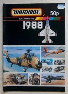 MATCHBOX  MATCHBOX 1988