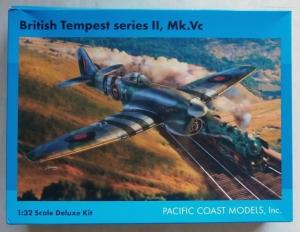 PACIFIC COAST MODELS 1/32 32016 BRITISH TEMPEST SERIES II Mk.VC