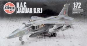 AIRFIX 1/72 03011 BAC JAGUAR G.R.1